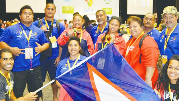 Pacific games 2019