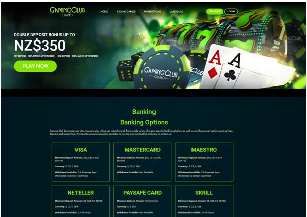 Paysafe online casinos