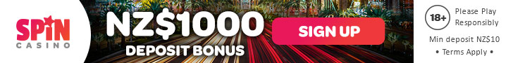 spin casinos nz 1000 welcome bonus